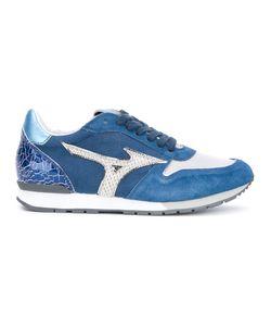 Mizuno | Printed Panelled Sneakers 36.5