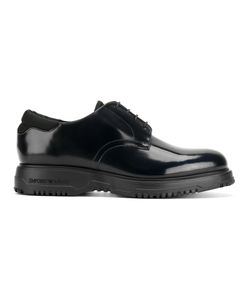 Emporio Armani | Классические Туфли На Шнуровке