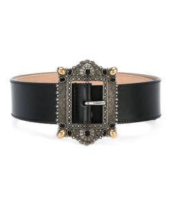 Alexander McQueen | Decorative Buckle Belt Size 80