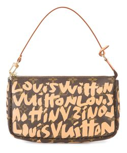 LOUIS VUITTON VINTAGE | Logo Print Shoulder Bag