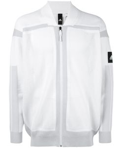 Adidas | Blocked Zipped Sweatshirt L