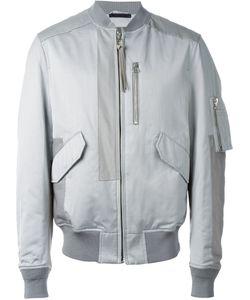 Lanvin | Атласная Куртка-Бомбер