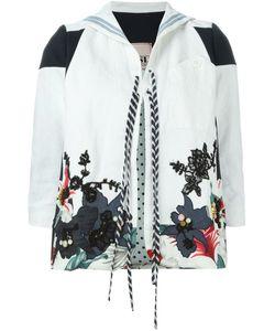Antonio Marras | Куртка С Цветочной Вышивкой
