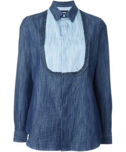 Dsquared2 | Джинсовая Рубашка С Нагрудником