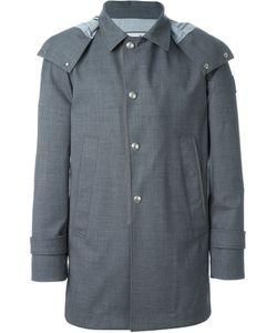 Moncler Gamme Bleu | Пальто С Капюшоном