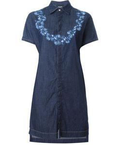 Dsquared2 | Джинсовое Платье-Рубашка
