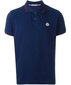 Moncler | Piped Collar Polo Shirt