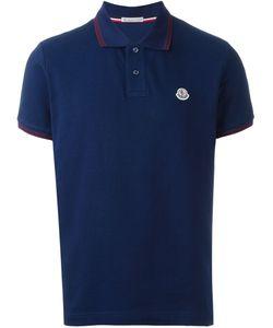 Moncler | Piped Collar Polo Shirt