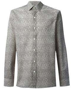 Lanvin | Рубашка С Мелким Узором