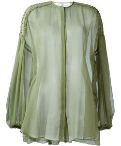 Givenchy | Прозрачная Блузка