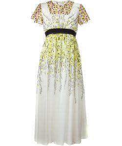 Giambattista Valli | Платье С Цветочным Узором