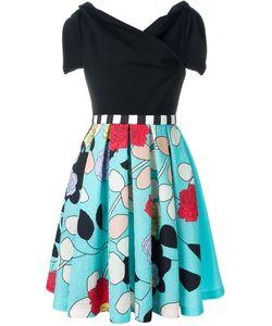 Antonio Marras | Парчовое Платье С Цветочным Принтом