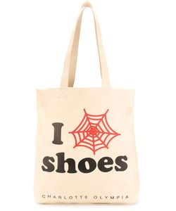 Charlotte Olympia   Сумка-Шоппер I Shoes