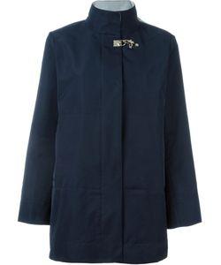 Fay | Укороченное Пальто С Застежкой На Крючок