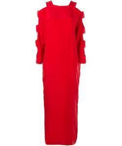 Alessandra Rich | Платье С Вырезными Деталями