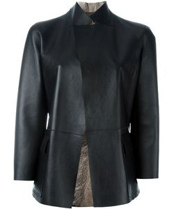 Blancha | Двухсторонняя Кожаная Куртка