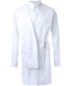 Consistence | Рубашка Со Съемным Блейзером