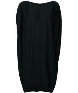 Rick Owens Lilies | Драпированное Платье-Кейп