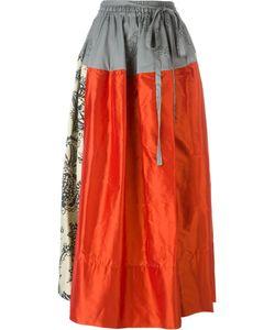 Vivienne Westwood Red Label | Длинная Юбка С Панельным Дизайном
