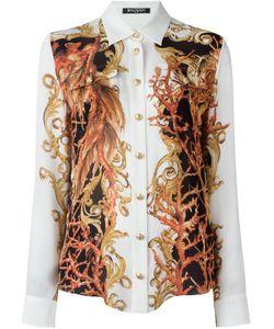 Balmain | Рубашка С Принтом В Стиле Барокко