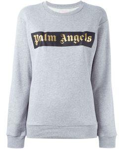 PALM ANGELS | Толстовка С Логотипом