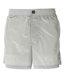 Stone Island | Logo Patch Swim Shorts