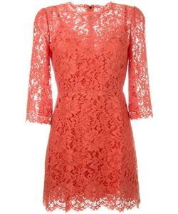 Dolce & Gabbana | Кружевное Платье