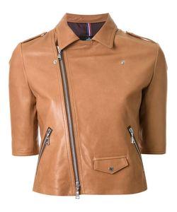 GUILD PRIME | Байкерская Куртка С Укороченными Рукавами