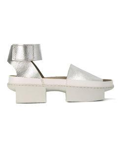 Trippen | Reflect Platform Sandals 37 Leather/Rubber