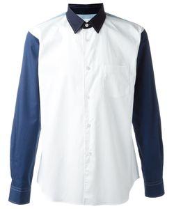 Comme Des Garçons Shirt Boy | Рубашка С Контрастными Рукавами