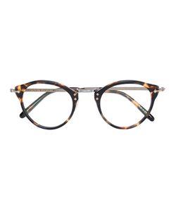 Oliver Peoples | Turtle Print Glasses Acetate/Metal