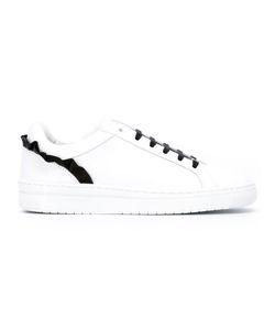 Nubikk | Ruffle Detail Sneakers Size 38