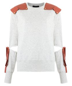 Andrea Bogosian | Panel Sweatshirt Size Pp