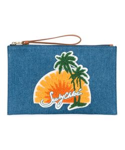 See By Chloe | See By Chloé Sunset And Palm Clutch Bag