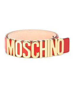 Moschino | Ремень С Логотипом