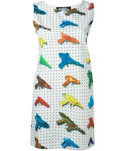 Jeremy Scott | Платье С Принтом
