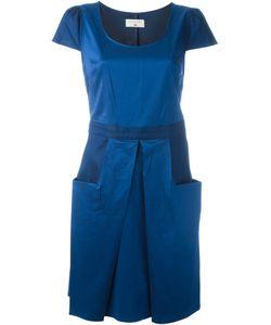 Cotélac   Платье С Короткими Рукавами
