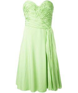 Ermanno Scervino | Платье С Присборенной Отделкой