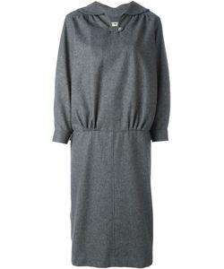 Comme Des Garcons | Трикотажное Платье С Вырезом Замочная Скважина