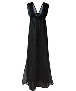Isabel Benenato | Платье C Глубоким V-Образным Вырезом