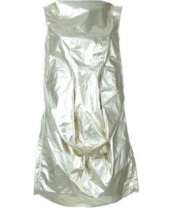Rick Owens | Платье С Эффектом Помятости