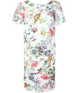 I'm Isola Marras | Платье С Цветочной Вышивкой