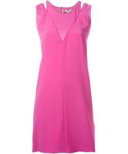 Kenzo | Платье С Круглым Вырезом