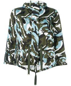 Moncler | Камуфляжная Куртка