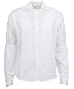 AGANOVICH | Рубашка С Эластичными Рукавами