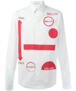 J.W. Anderson | Рубашка С Принтом Orbital