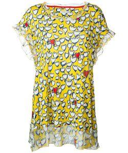 Tsumori Chisato | Блузка С Цветочным Принтом