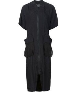 MICOL RAGNI | Пальто На Молнии С Короткими Рукавами