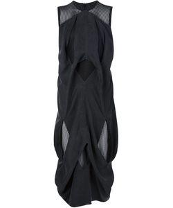 MICOL RAGNI | Асимметричное Платье С Сетчатой Панелью