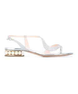Nicholas Kirkwood | Casati Pearl S Sandals 37 Leather